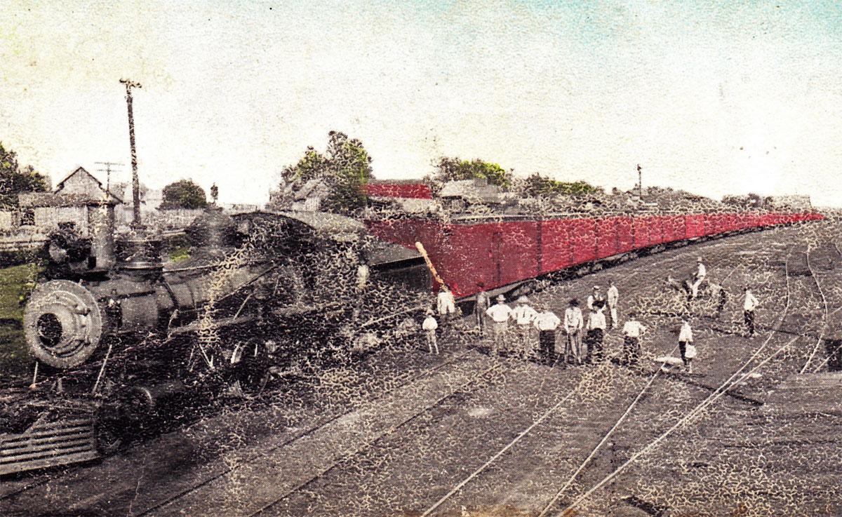 Train_Vintage